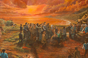 EXPULSION OF THE ACADIANS, THE EPIC JOURNEY FROM ACADIE TO LOUISIANA (1755-1785)