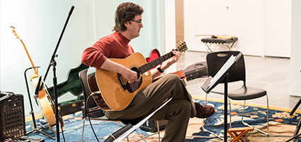 Live Music with Jeff George and the UL School of Music