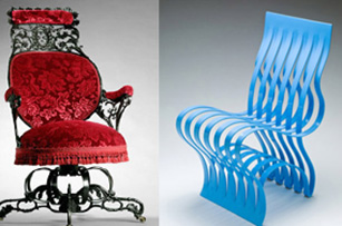 THE ART OF SEATING: 200 Years of American Design