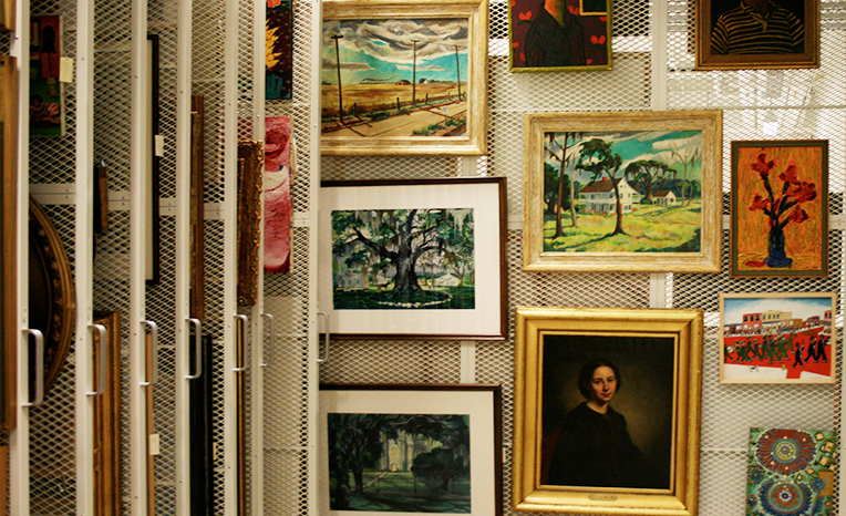 CONDITION REPORT: Preserving Our Community's Art Collection